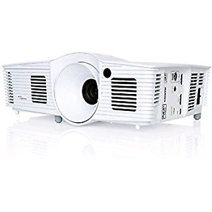 Optoma HD26 1080p 3D Projector with 4 3D Glasses!