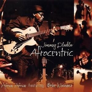 Jimmy Dludlu-Afrocentric African Import cd + bonus cd