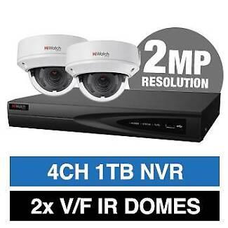 $650 HikVision 2MP CCTV CAMERA