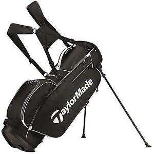 TaylorMade 5.0 Black/White Stand Bag