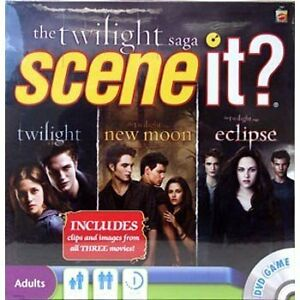 The Twilight Saga Scene It? (New in packaging) London Ontario image 1