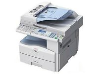 Ricoh Printer Scannner photocopier and fax Machine