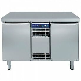 ELECTROLUX RCDR2M20 TWO DOOR REFRIDGERATED STAINLESS STEEL COUNTER