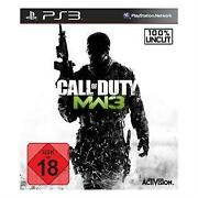 PS3 Spiele Call of Duty