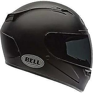 BRAND NEW Bell Vortex Motorcycle Helmet - Large, Matte Black