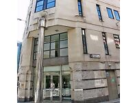 This impressive 7 storey building is located opposite Cannon Street station from £450 per month