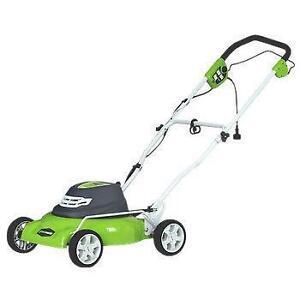 Electric Lawn Mower Ebay