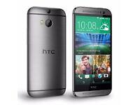 HTC One M8 Gunmetal Grey 16GB Unlocked