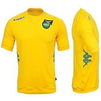 51582508a71 Jamaica Football Shirt