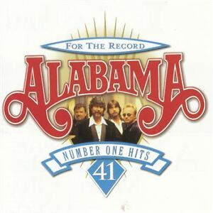 Alabama-For The Record 41 #1 Hits 2 CD set
