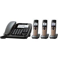 PANASONIC KX-TG283C CORDED/CORDLESS DECT 6.0 DIGITAL PHONE SYST