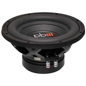 Brand New never used Powerbass Subwoofer  550 watts