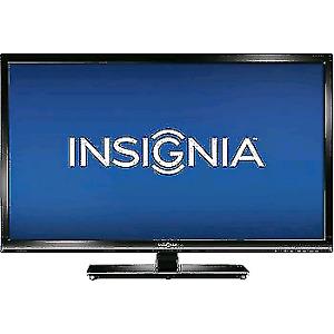 Insignia 32 inch Insignia 32 inch 1080p Flat screen LED HDTV wo