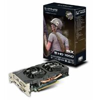 Cartes video Sapphire HD 7850 2Gb DDR5