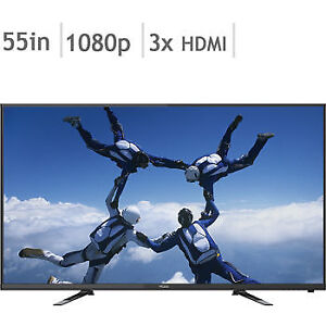 "CLEARANCE SALE - LED TV 55""-1080p full hd- with -WARRANTY-$379.9"