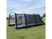 Kampa Hayling 4 Pro Air Tent 2016