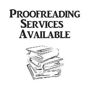 Proofreading Services Available