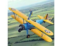 IntoTheBlue Experience Gifts & Memories -for example, Wing Walking in Essex