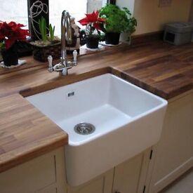 Ceramic Belfast Sink