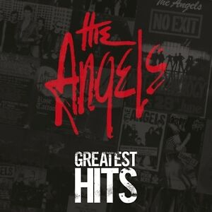 THE ANGELS Greatest Hits CD BRAND NEW Includes Live Tracks