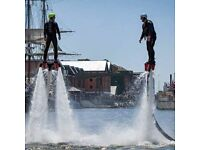 IntoTheBlue Experience Gifts & Memories -for example, Flyboarding at New Brighton