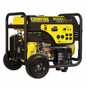 Champion 9000W Generator Intelligauge and Electric Start