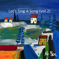 """""""Let's Sing!"""" with Mr. Ben.  A Concert for young children."""