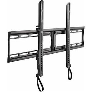 Dynex - Fixed Wall Mount for Most 37'' - 70'' Flat-Panel TVs - Black