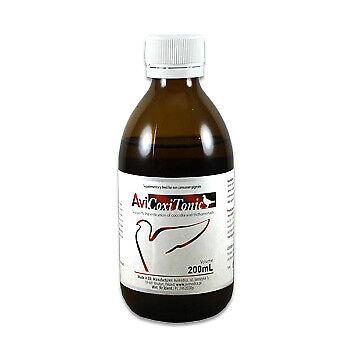 AviMedica AviCoxi Tonic 200 ml (Coccidiosis, Trichomoniasis and Hexamitiasis)