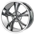 "17"" 8 Lug Chrome Wheels"