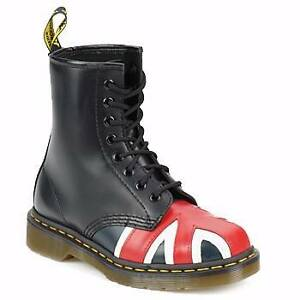 Dr. Martens - UNION JACK 8 EYE BOOT size 9.5US Killara Ku-ring-gai Area Preview