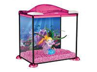 Mermaid Aquarium Kit / Kids Fishtank