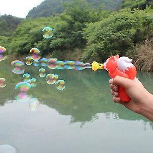 Bubble Gun Liquidation Closeout Sale New with Package.  30 Packs