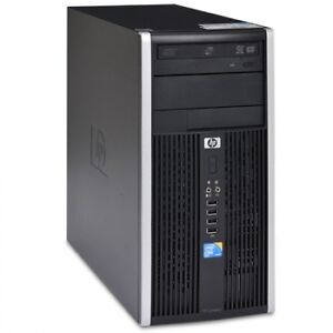 Upgraded HP 6000 Pro Tower for sale (Win7,500GB, 4GB Ram, K600)