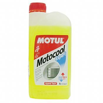 Motul MotoCool Expert Line 1L Bottle COOLANT ANTIFREEZE