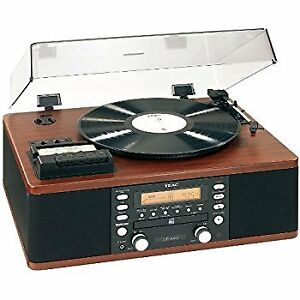Convert LPs to digital - Teac CD recorder