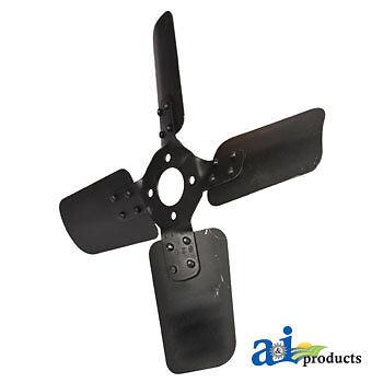 A-194046m91 Massey Ferguson Parts Fan 4 Blade 203 205 2135 2200 3165