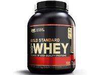 Optimum Nutrition Gold Standard 100% Whey 2273 g Milk Chocolate Protein Shake Powder