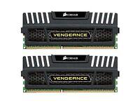 CORSAIR VENGEANCE 8GB (2X4GB) DDR3 memory