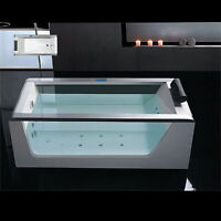 New AM152-60 - Whirlpool Bathtub for One Person