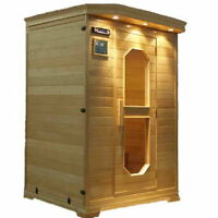 BS-9218 - New Far Infrared Sauna