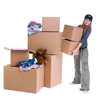 HOUSE MOVERS AVAILABLE! Flat rate and hourly.