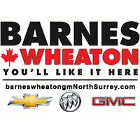 Barnes Wheaton GM North Surrey Seeking Sub Prime Specialist