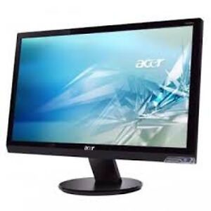 """Acer 18.5"""" LCD Monitor"""