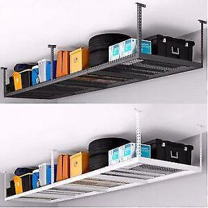 New Age 4 feet x 8 feet adjustable ceiling storage racks - BNIB Kitchener / Waterloo Kitchener Area image 2