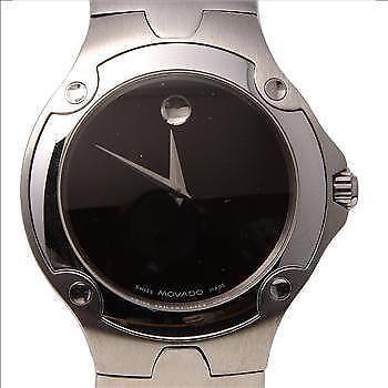 movado men s watches new used luxury vintage movado mens watch se