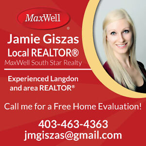 Recommended REALTOR®! Langdon & Surrounding Areas!