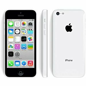 iPhone 5C 8GB, white, Rogers/Chatr, can be unlocked in Toronto