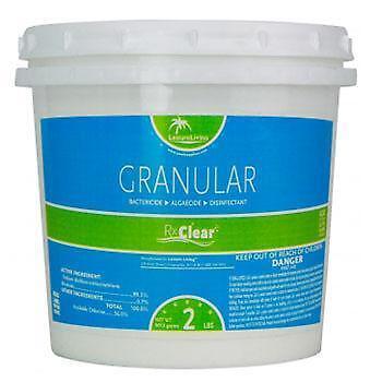 Granular Pool Chlorine Ebay