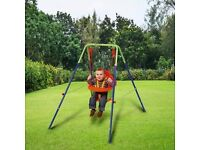Used once smyths outdoor/indoor swing, only been indoors.